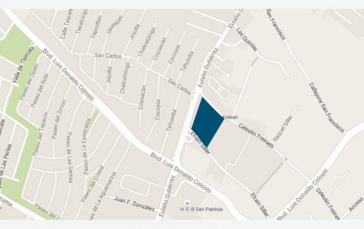 Foto de terreno comercial en venta en boulevard eulalio gutiérrez, los pinos, saltillo, coahuila de zaragoza, 1669438 no 02