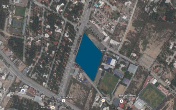 Foto de terreno comercial en venta en boulevard eulalio gutiérrez, los pinos, saltillo, coahuila de zaragoza, 1669438 no 03