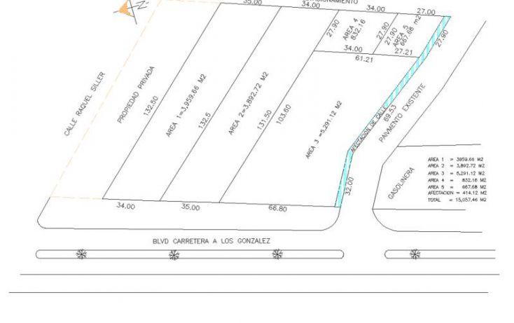 Foto de terreno comercial en venta en boulevard eulalio gutiérrez, los pinos, saltillo, coahuila de zaragoza, 1669438 no 05