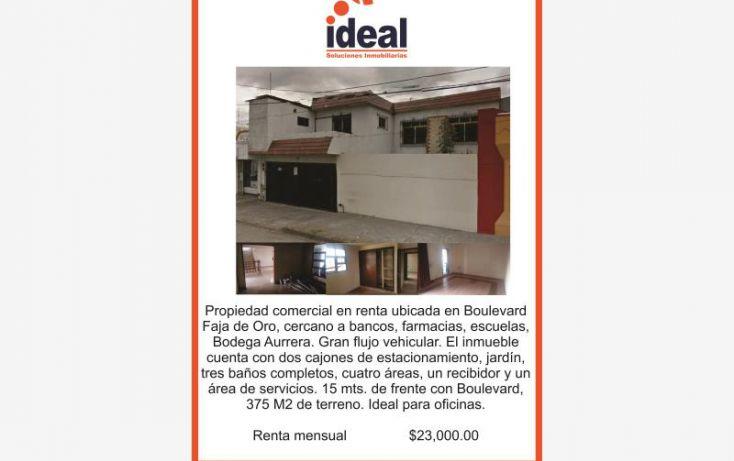 Foto de casa en renta en boulevard faja de oro, bellavista, salamanca, guanajuato, 1816490 no 01
