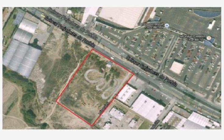 Foto de terreno habitacional en venta en boulevard forjadores, momoxpan, san pedro cholula, puebla, 1821076 no 04