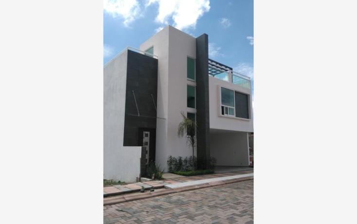 Foto de casa en venta en boulevard forjadores nonumber, san diedo los sauces, san pedro cholula, puebla, 2006736 No. 01