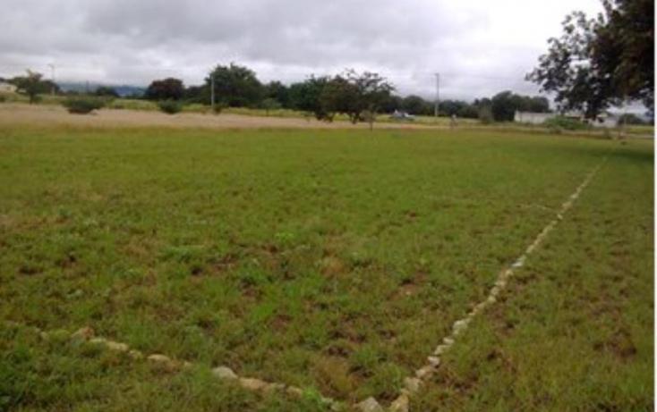 Foto de terreno habitacional en venta en boulevard guadalupe hinojosa de murat, san raymundo jalpan, san raymundo jalpan, oaxaca, 894255 no 03