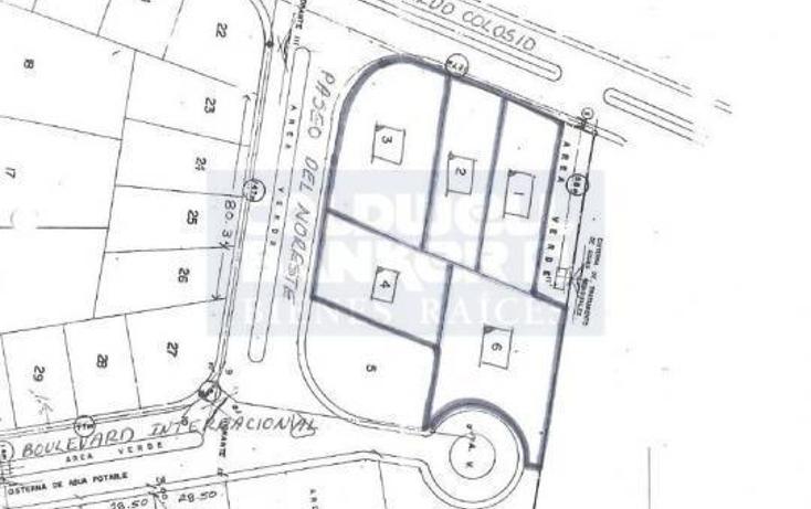 Foto de terreno comercial en venta en boulevard internacional , parque industrial center, reynosa, tamaulipas, 1837112 No. 01