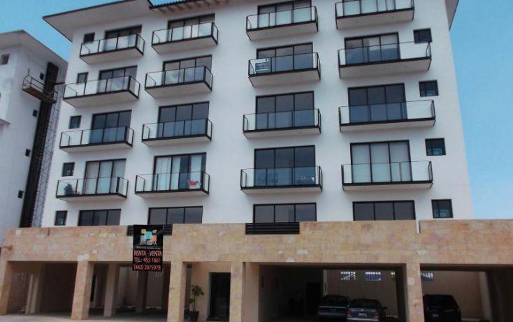 Foto de departamento en renta en boulevard jurica la campana, azteca, querétaro, querétaro, 1187783 no 02