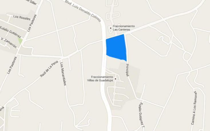 Foto de terreno comercial en venta en boulevard luis donaldo colosio, los pinos, saltillo, coahuila de zaragoza, 1669528 no 02