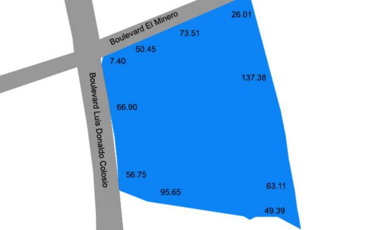 Foto de terreno comercial en venta en boulevard luis donaldo colosio, los pinos, saltillo, coahuila de zaragoza, 1669528 no 04