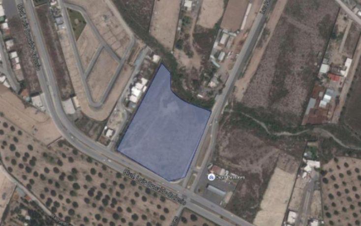 Foto de terreno comercial en venta en boulevard luis donaldo colosio, real de peña, saltillo, coahuila de zaragoza, 1669614 no 03
