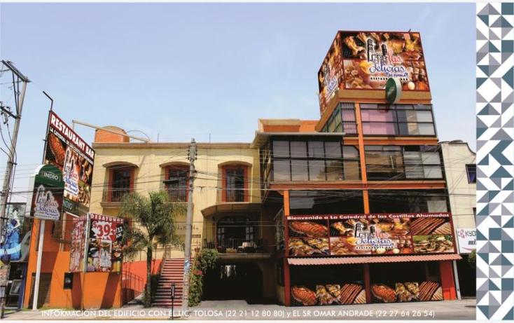 Foto de edificio en venta en boulevard norte 20, villa san alejandro, puebla, puebla, 1781450 No. 01