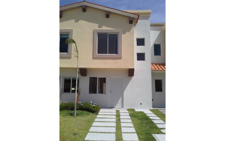 Foto de casa en venta en  , ciudad del sol, querétaro, querétaro, 1152513 No. 01
