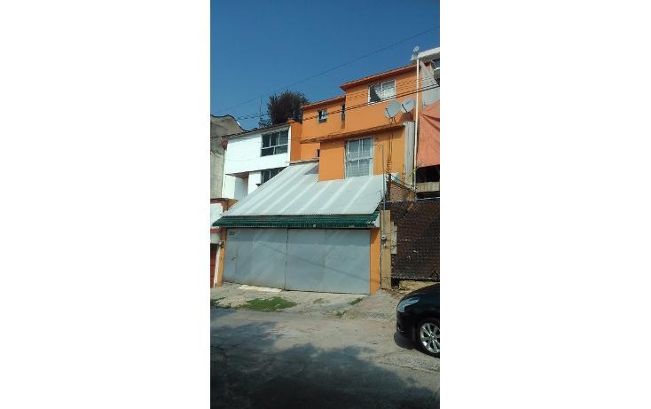 Foto de casa en venta en  , lomas de valle dorado, tlalnepantla de baz, méxico, 1961662 No. 01