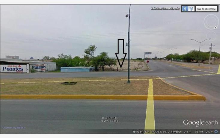 Foto de terreno comercial en venta en boulevard republica y roman cepeda nonumber, suterm, piedras negras, coahuila de zaragoza, 1399349 No. 01
