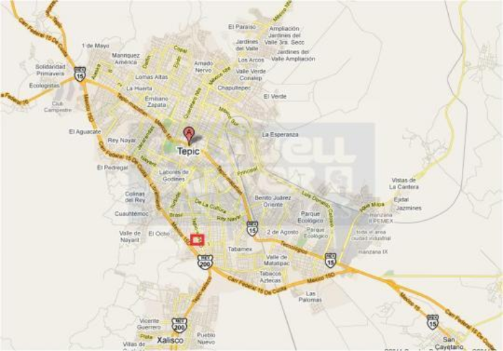 Foto de terreno comercial en renta en boulevard tepic jalisco , tepic centro, tepic, nayarit, 219565 No. 04