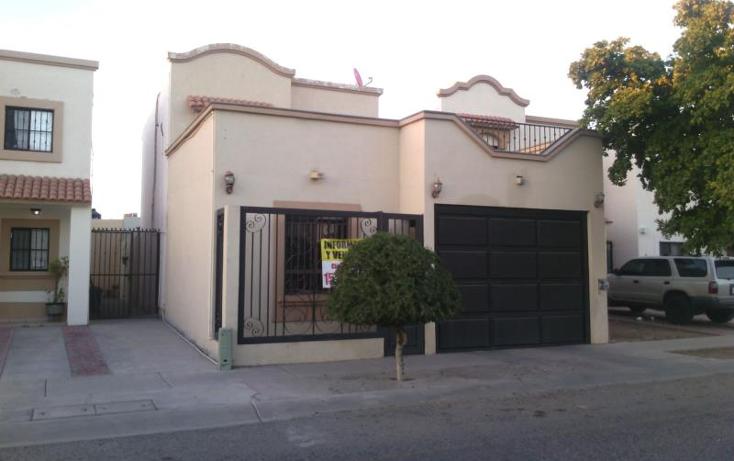 Foto de casa en venta en boulevard villa bonita 431, villa bonita, hermosillo, sonora, 1690734 No. 01
