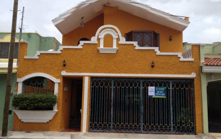 Foto de casa en venta en, boulevares de chuburna, mérida, yucatán, 1241707 no 01