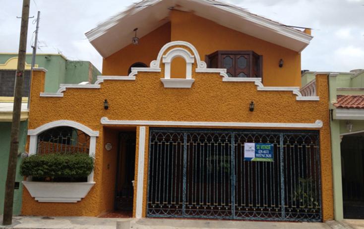 Foto de casa en venta en  , boulevares de chuburna, mérida, yucatán, 1241707 No. 01