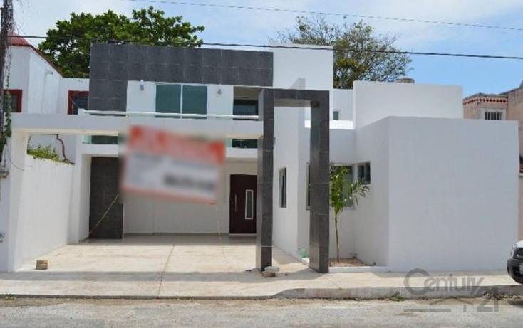 Foto de casa en venta en  , boulevares de chuburna, mérida, yucatán, 1719328 No. 01