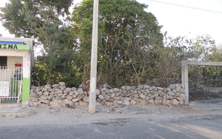 Foto de terreno habitacional en venta en  , boulevares de oriente, mérida, yucatán, 1446409 No. 03