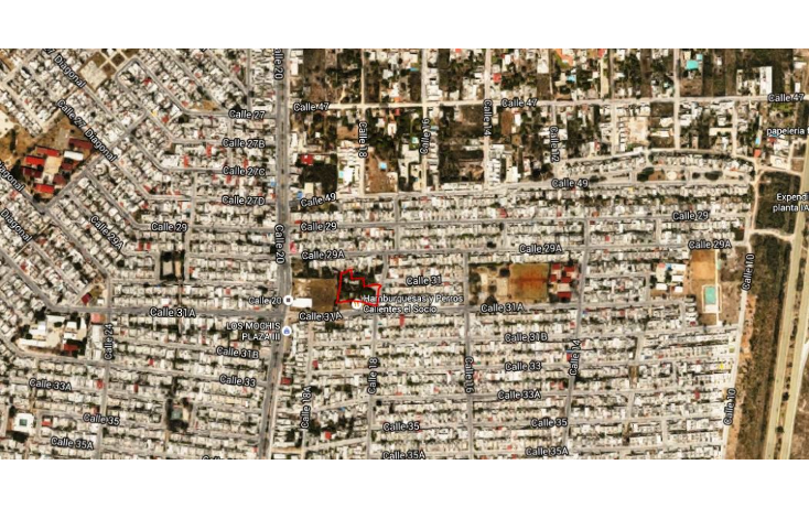 Foto de terreno habitacional en venta en  , boulevares de oriente, mérida, yucatán, 1446409 No. 16