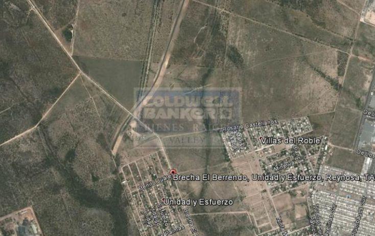 Foto de terreno habitacional en venta en brecha el berrendo, esfuerzo nacional i, reynosa, tamaulipas, 539265 no 04