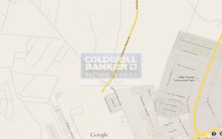 Foto de terreno habitacional en venta en brecha el berrendo, esfuerzo nacional i, reynosa, tamaulipas, 539265 no 05