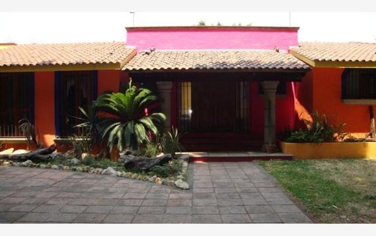Foto de casa en venta en  , brisas de cuautla, cuautla, morelos, 1023389 No. 01