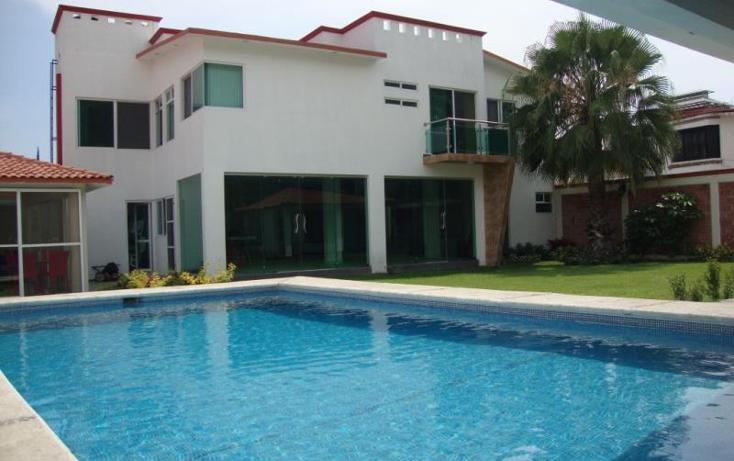 Foto de casa en venta en  , brisas de cuautla, cuautla, morelos, 1023495 No. 01