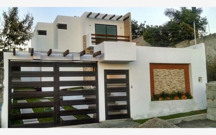 Foto de casa en venta en  , brisas de cuautla, cuautla, morelos, 1068485 No. 01