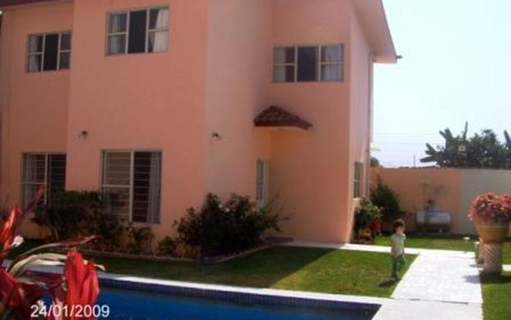 Foto de casa en venta en  , brisas de cuautla, cuautla, morelos, 1079761 No. 01