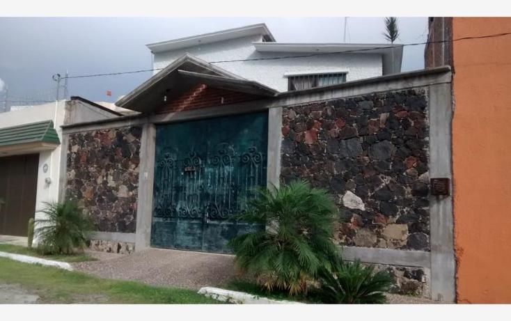 Foto de casa en venta en  , brisas de cuautla, cuautla, morelos, 1358297 No. 01