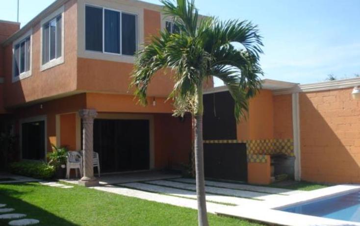 Foto de casa en venta en  , brisas de cuautla, cuautla, morelos, 1527470 No. 02
