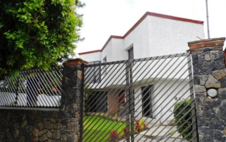 Foto de casa en venta en  , brisas de cuautla, cuautla, morelos, 1527494 No. 01
