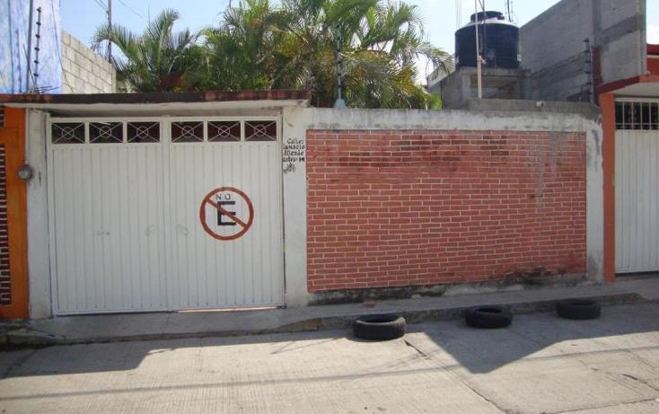 Foto de casa en venta en  , brisas de cuautla, cuautla, morelos, 1529478 No. 02
