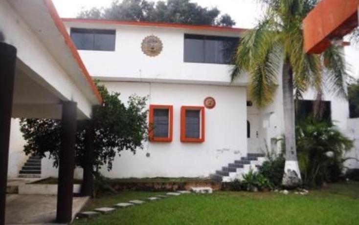 Foto de casa en venta en  , brisas de cuautla, cuautla, morelos, 1576380 No. 01