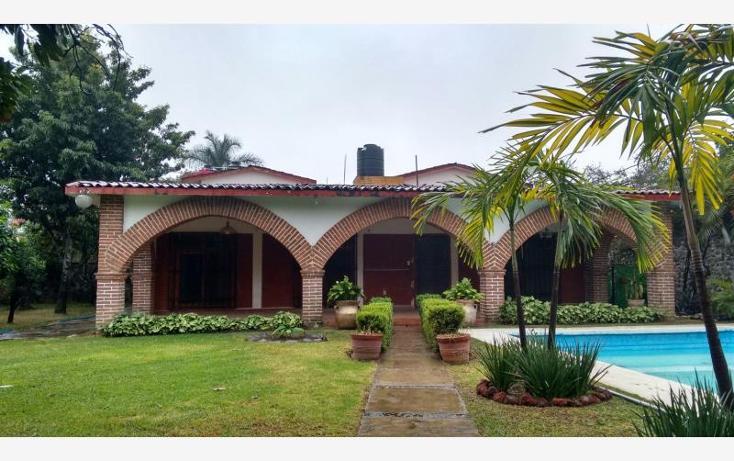 Foto de casa en venta en  , brisas de cuautla, cuautla, morelos, 1614872 No. 02