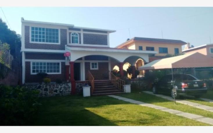 Foto de casa en venta en  , brisas de cuautla, cuautla, morelos, 1683754 No. 01