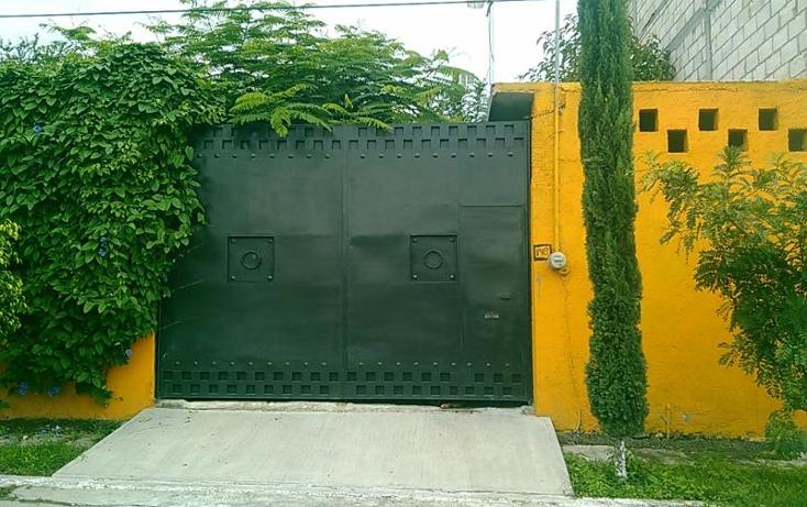 Foto de casa en venta en  , brisas de cuautla, cuautla, morelos, 1945034 No. 01