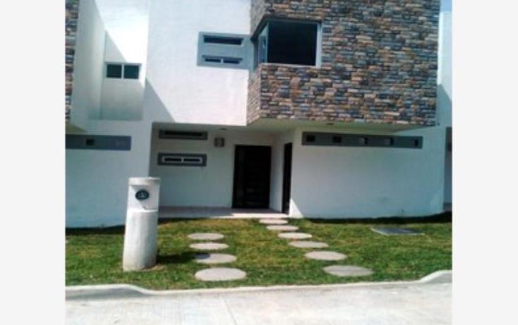 Foto de casa en venta en  , brisas de cuautla, cuautla, morelos, 391795 No. 01