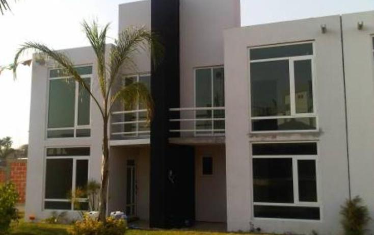 Foto de casa en venta en  , brisas de cuautla, cuautla, morelos, 393342 No. 05
