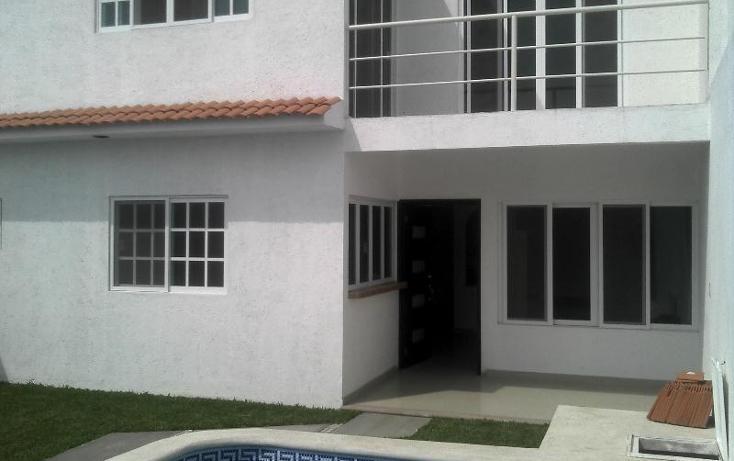 Foto de casa en venta en  , brisas de cuautla, cuautla, morelos, 469864 No. 02