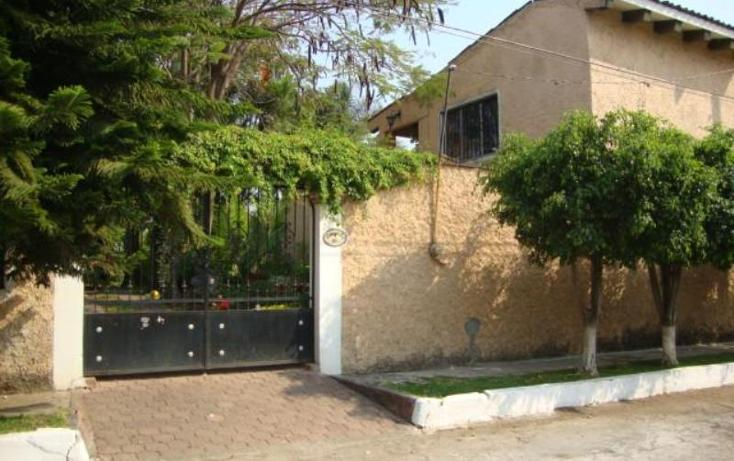 Foto de casa en venta en  , brisas de cuautla, cuautla, morelos, 783837 No. 01