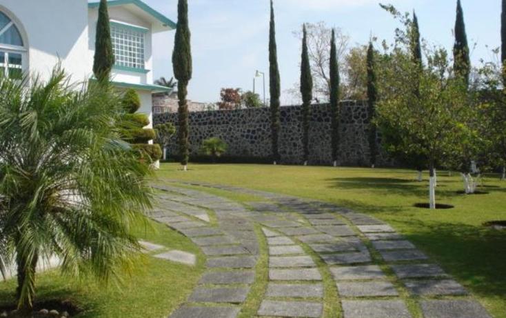 Foto de casa en venta en  , brisas de cuautla, cuautla, morelos, 783911 No. 01