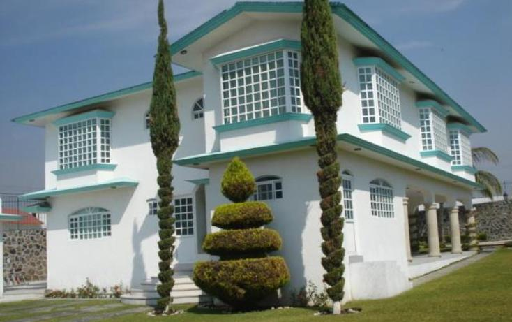 Foto de casa en venta en  , brisas de cuautla, cuautla, morelos, 783911 No. 03