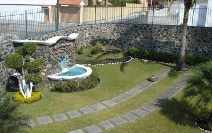 Foto de casa en venta en  , brisas de cuautla, cuautla, morelos, 783911 No. 23