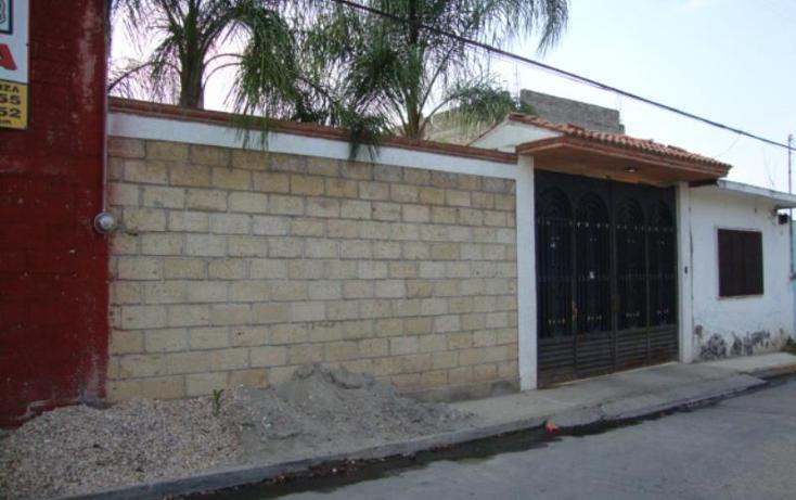 Foto de casa en venta en  , brisas de cuautla, cuautla, morelos, 820545 No. 01