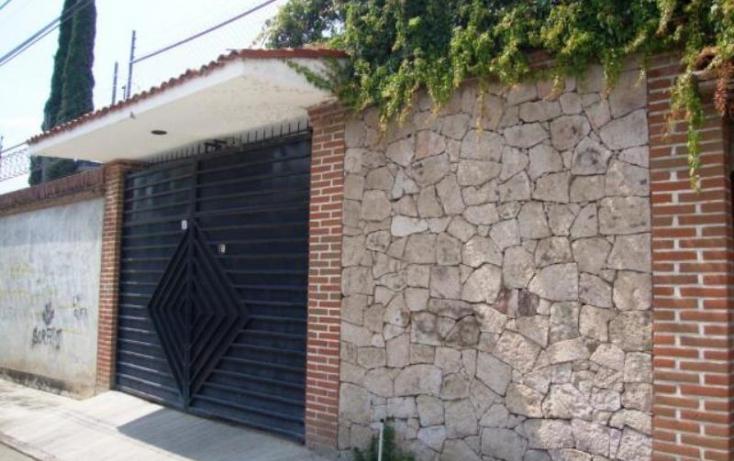 Foto de casa en venta en, brisas de cuautla, cuautla, morelos, 822831 no 01