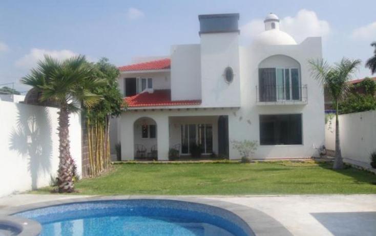 Foto de casa en venta en  , brisas de cuautla, cuautla, morelos, 830071 No. 01