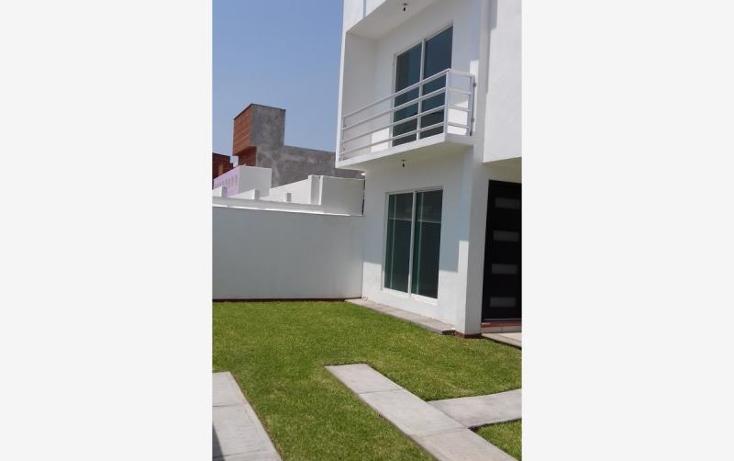 Foto de casa en venta en  , brisas de cuautla, cuautla, morelos, 914603 No. 01