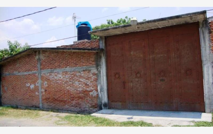 Foto de casa en venta en  , brisas de cuautla, cuautla, morelos, 973357 No. 01