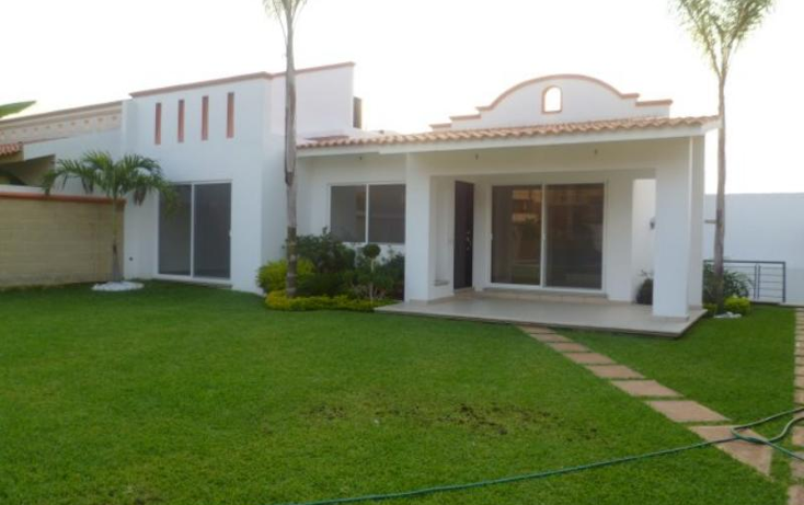 Foto de casa en venta en  , brisas de cuernavaca, cuernavaca, morelos, 398602 No. 01